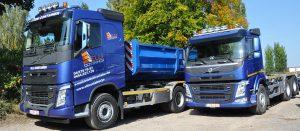 Elli container camions